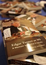 The cover of Canon Edgar Turner at 90.