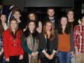 Young people from Lisburn Cathedral pictured at Energize on Sunday 20th November.