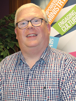Richard Cotter Finance and Administration Manager