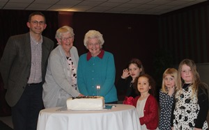 Night out as Derryvolgie Parish celebrates 50 years