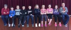 Young people and leaders from St Paul's, Lisburn.