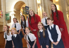 Concert by pupils from St Anne's Choir Schools