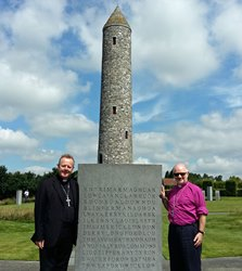 Archbishops of Armagh on Somme Centenary Pilgrimage