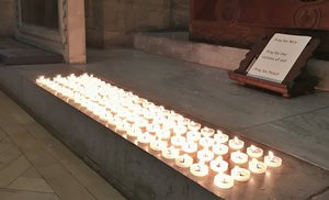 St Anne's offers prayer space for Nice victims
