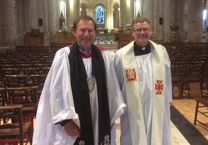 Installation of RC Ecumenical Canon at St Anne's