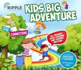 Gear up for Kids Big Adventure