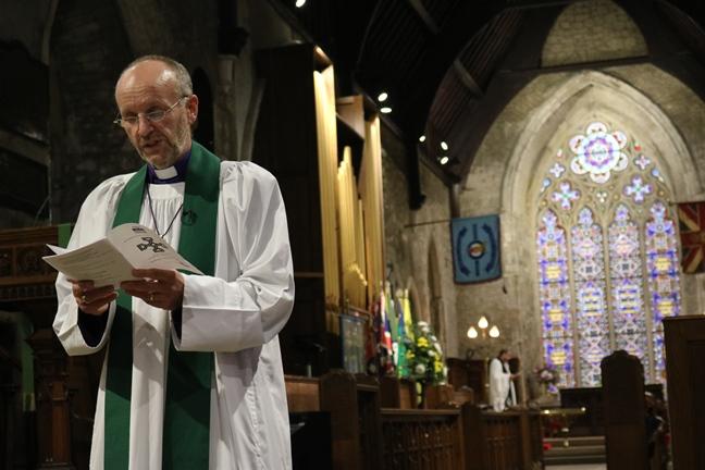 Connor Diocesan Synod in Carrickfergus