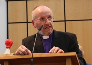 Bishop Abernethy's Presidential Address at Connor Diocesan Synod