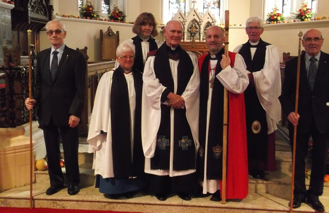 Introduction of Priest-in-Charge in Ballysillan