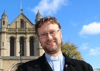 Rev Mark Niblock appointed a Canon of St Anne's