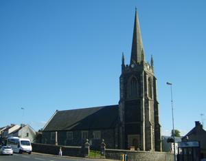 Radio Ulster Sunday Service from All Saints' Antrim