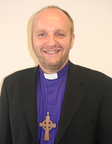 Bishop condemns 'appalling act' following shooting of police officer