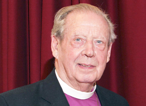 Bishop Samuel Poyntz 'will be fondly remembered'