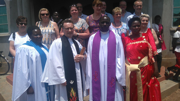 'A real privilege and a blessing' to preach at St Apollo Church