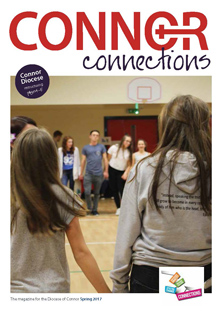 Pick up your copy of Connor Connections!