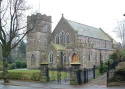 Radio Ulster broadcasting from St Bartholomew's on Mothering Sunday