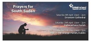 Day of Prayer in Ballyrashane for South Sudan