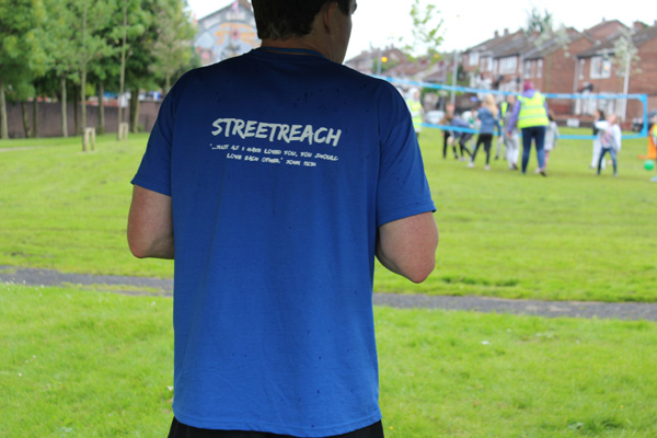 Apply to be part of Streetreach 2017