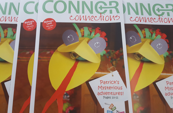 Pick up your summer issue of Connor Connections