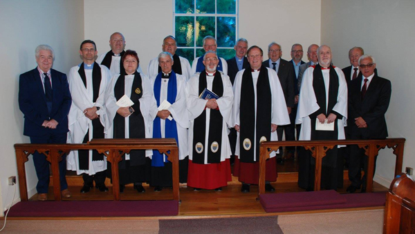 St Andrew's, Colin, celebrates 60 years