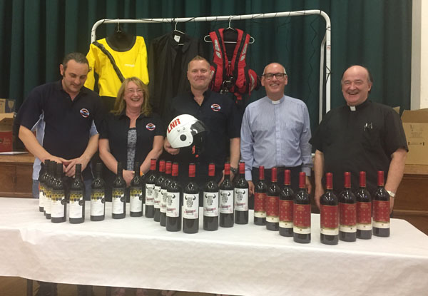 Wine tasting and ducks feature in Antrim fundraisers!