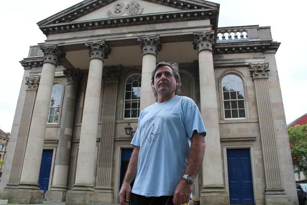 St George's Sexton prepares for Everest Marathon
