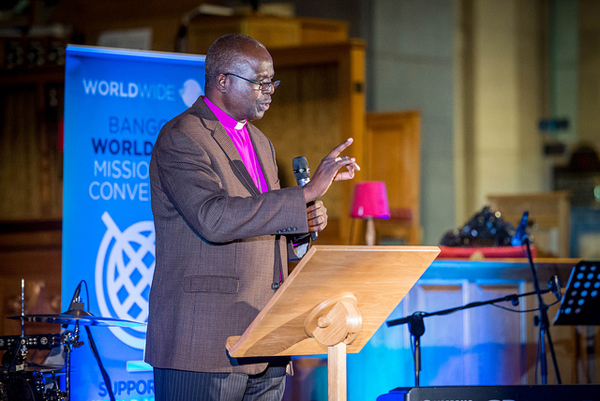 Cathedral hosts opening meeting of Bangor Worldwide Missionary Convention