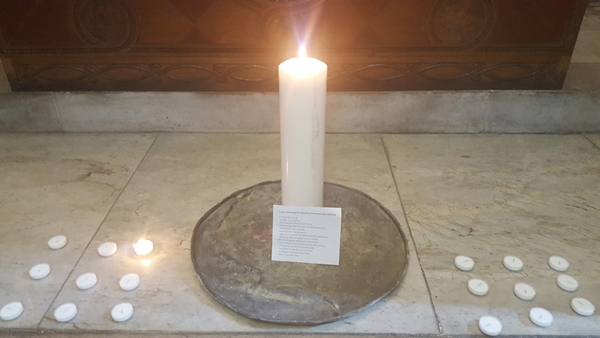 Prayers for the victims of Spain terror attacks