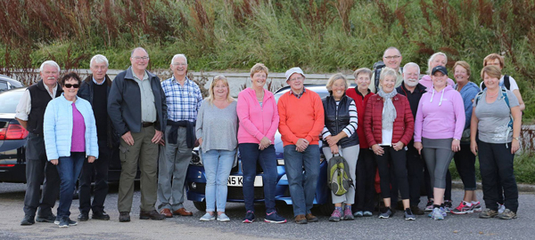 New rambling group in Kilbride Parish