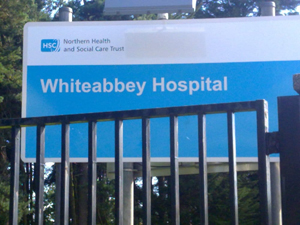 Concerns over proposed ward closures at Whiteabbey Hospital