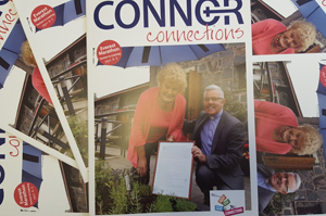 Autumn issue of Connor Connections now available