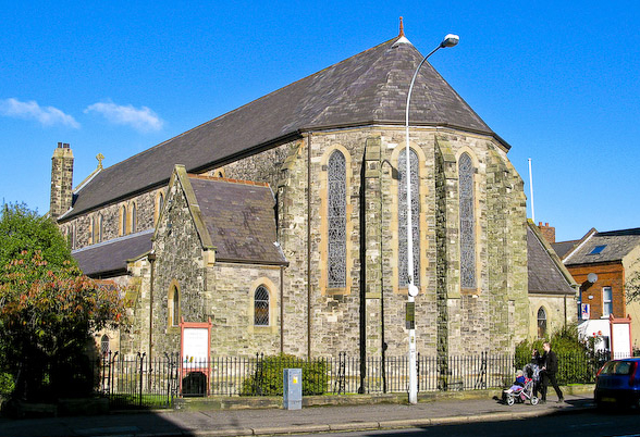 St Nicholas' Parish and Belfast South Methodist hold united services