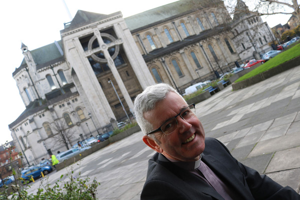 Archdeacon Stephen Forde appointed Dean of Belfast
