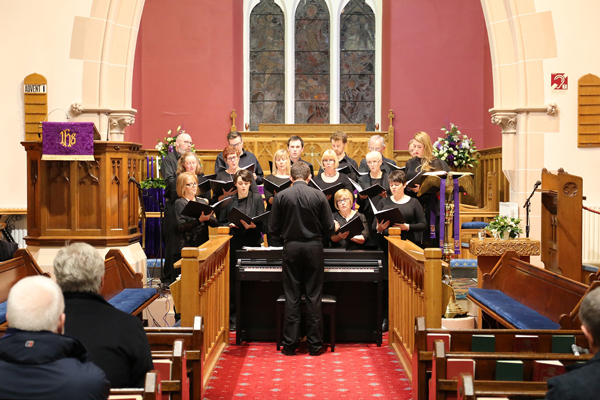 Parish hosts concert by Renaissance