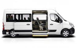 Advice on minibus transport in Northern Ireland