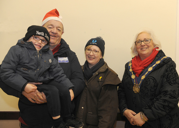 Big switch-on in Stoneyford