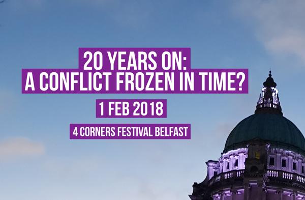 St Michael's hosts opening event of 4 Corners Festival Belfast