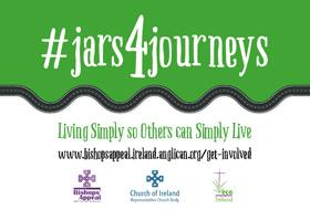 Launch of #Jars4Journeys Lenten initiative