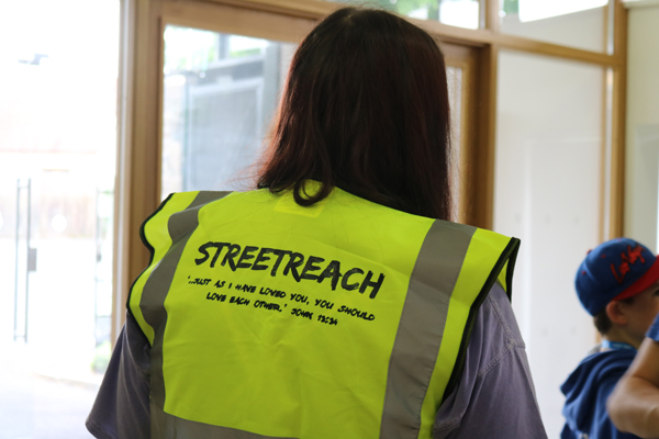 Streetreach 2018 open for applications!