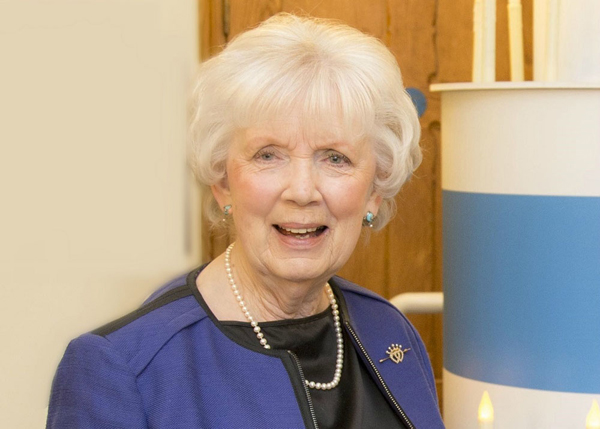 Queen's honour for Agherton parishioner and Lord Lieutenant Joan Christie