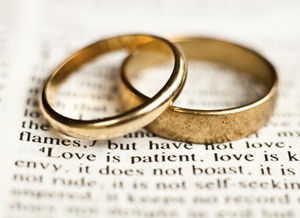 Reunion service for people who married in St Paul's, Lisburn