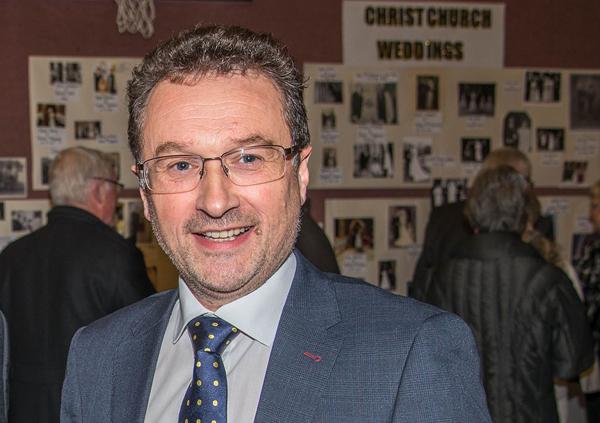 The Rev Paul Dundas appointed Archdeacon of Dalriada