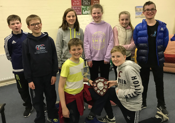 Youth teams compete in the Big Connor Contest