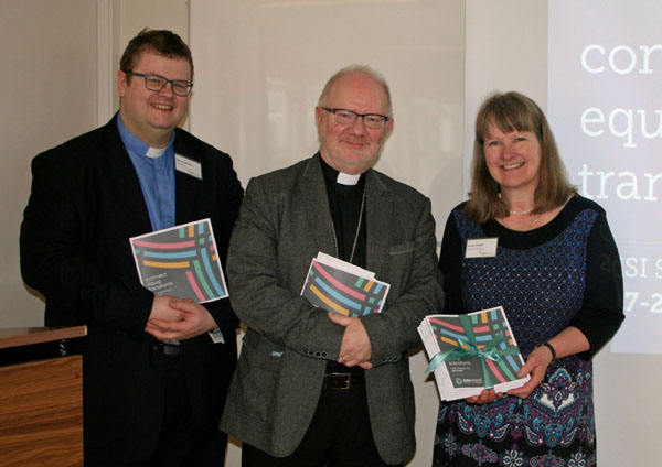 Archbishop Clarke visits CMS Ireland partners in Zambia