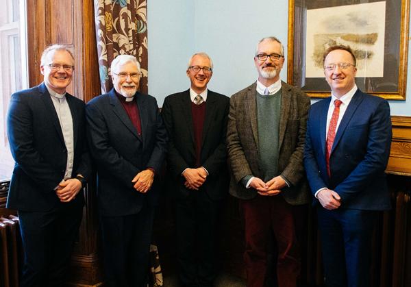 Professor Julian Rivers delivers Queen's Theological Lecture