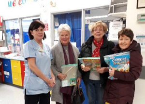 St Patrick's, Broughshane, MU supports local hospital