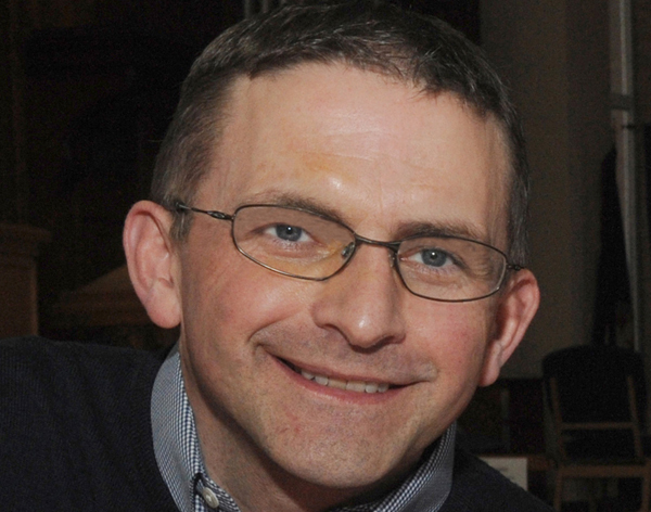 Rev Stephen McElhinney appointed Mission Director of SAMS