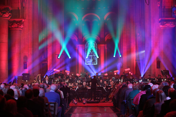 St Anne's a stunning backdrop for BBC concert