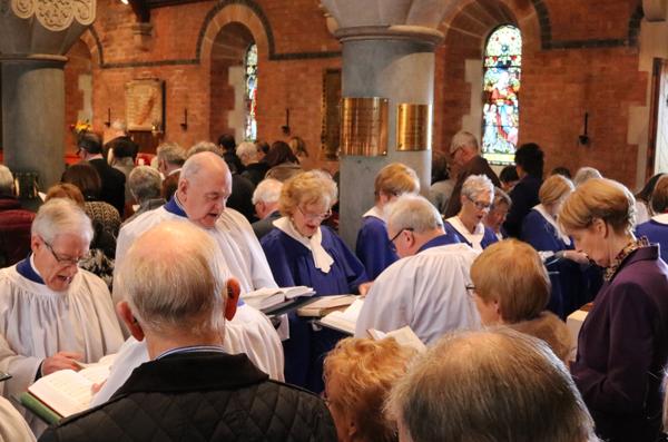 Celebrating 150 years of worship and praise in Jordanstown