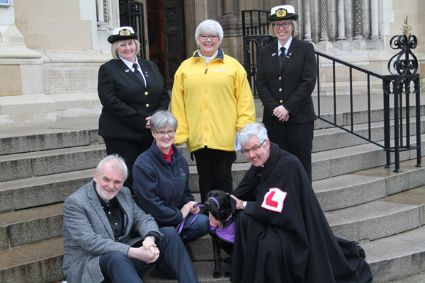 £126,000 handed out at Good Samaritans Service at St Anne's